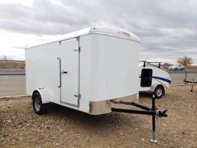 2019 Mirage Enclosed 6'x12' Trailer