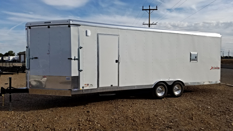 2018 Diamond Ice Mirage Xtreme Sport Enclosed Trailer 8.5'x28' in Mountain Home, Idaho