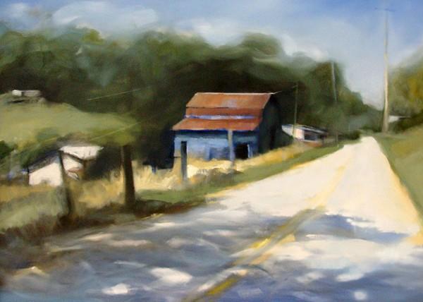 """Blue Ridge Rusted"""