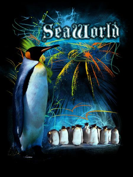 SeaWorld Textile
