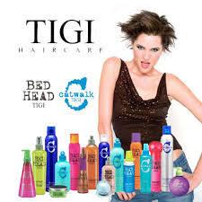 TIGI's BEDHEAD & CATWALK