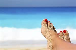 Are your tootsies beach ready?