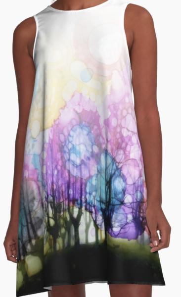a-line dress Jelly Bean Trees