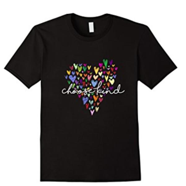 anti-bullying shirt. Choose kind. Teacher shirt