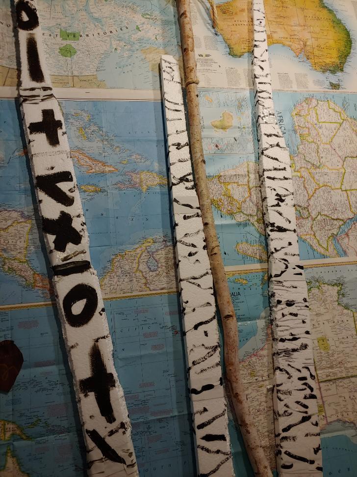Birch Trees around the World.