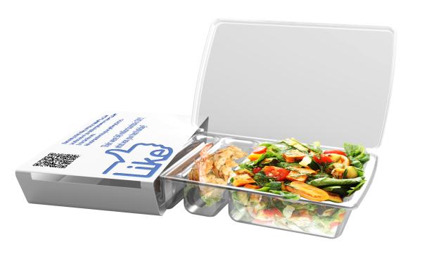 LikeBar Healthy Food