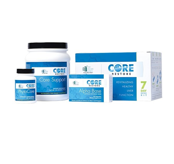 7-Day Core Restore Detox Kit
