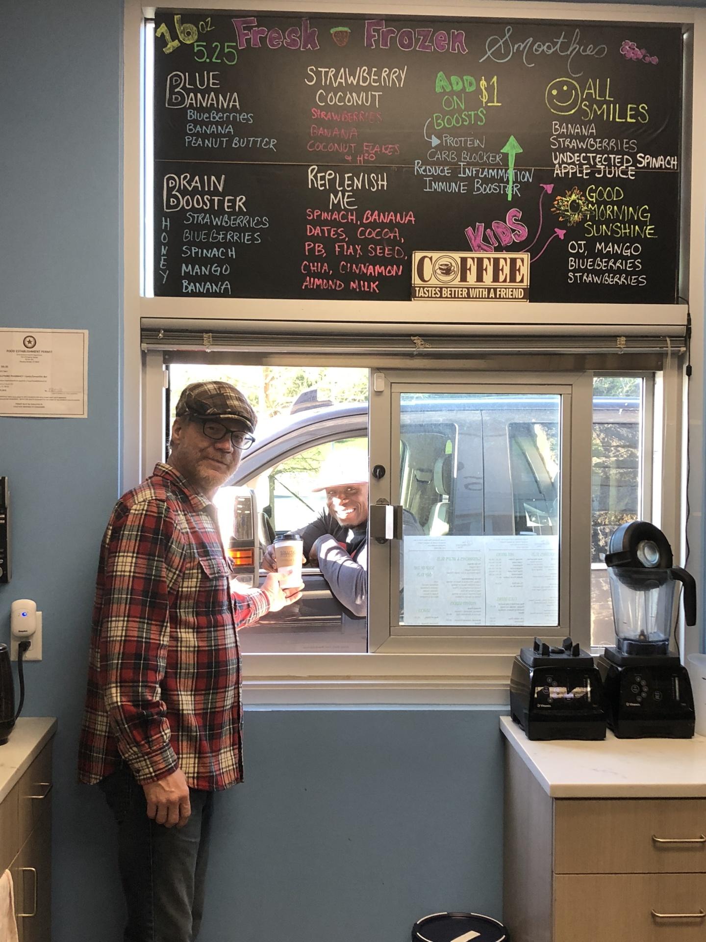 The Acoffeecary Shop