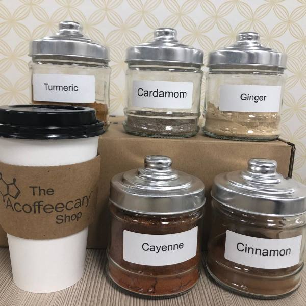 Spices & Seasonings to Boost Coffees & Smoothies