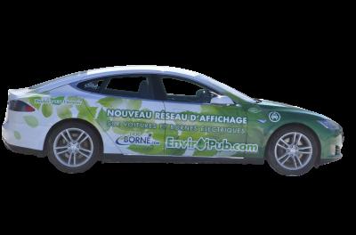Améliorer l'accès aux voitures électriques avec EnviroPub