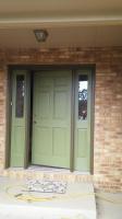 Exterior Painting Door