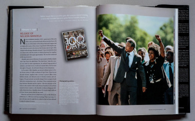 100 days in Photographs - National Geographic Book