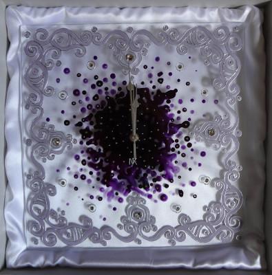 Clock <Fiona>                        35x35cm