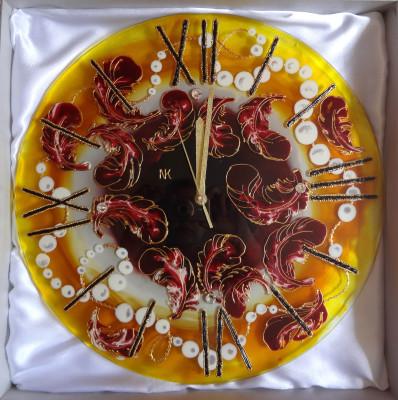 Clocks <Elly>                   40x40 cm