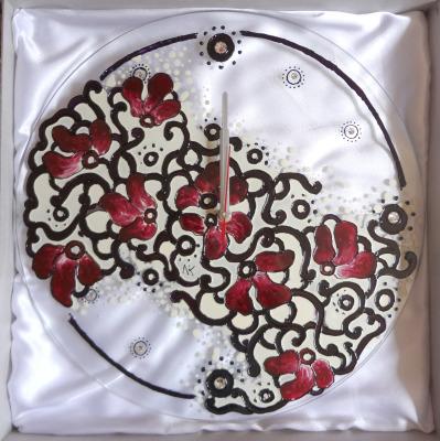 Clocks <Perla>                 40x40cm