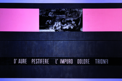 Luigi Viola, art, performance, video, installation, painting, photography