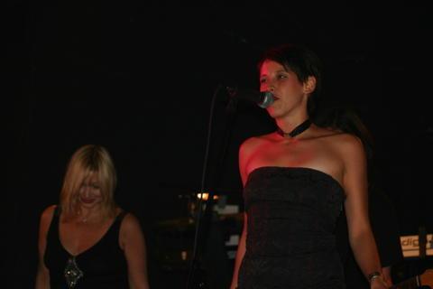 Sweet Songbirds;: Ronda & Lexi