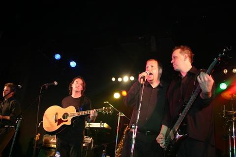 Steve, John & Rod