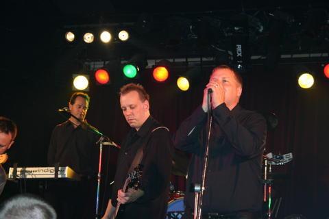 Harvey Coblin, Rod & John