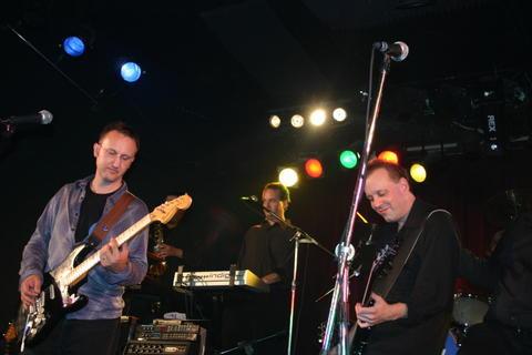 Daryl, Harvey & Rod