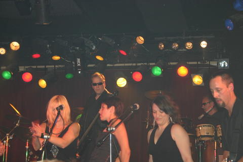 Ronda Zegarelli, Rod, Lexi, Jen Fisher, & Steve Seel