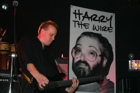 Rod Schwartz & The Ghost of Harry Wagner