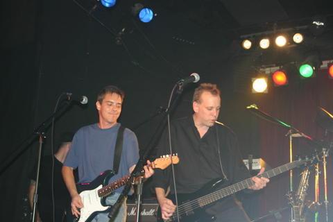 1/2 of the Eleventh Hour - Dave Mitchell & Rod Schwartz