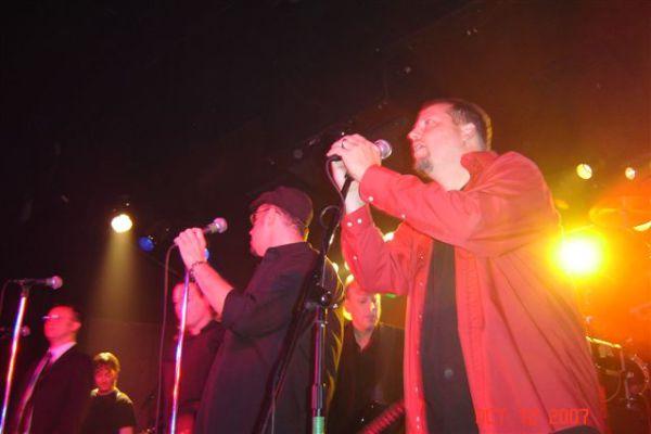 Daryl Cross, Mike Moran and John Young
