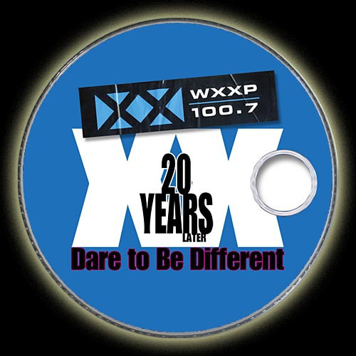 The XX 20th Anniversary Reunion Drum Head