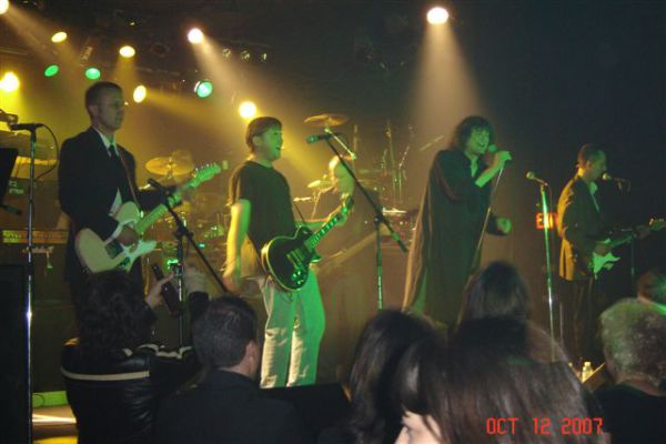 Daryl, Steve, Chris and Rod