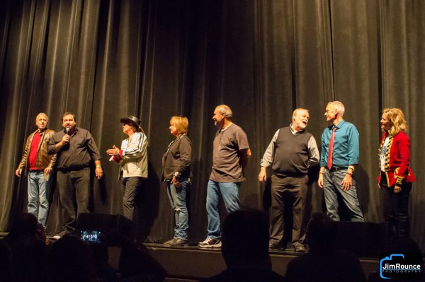 The DJ's: Bob, Paul, Bird, Cris, Phil, Garrett, Dave & Deej