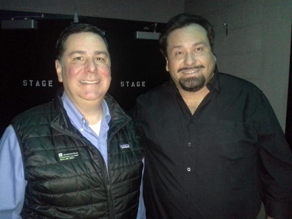 Mayor Bill Peduto & Paul Cramer
