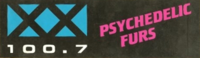 Psychedelic Furs - 1986