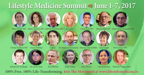 Lifestyle Medicine Summit Update