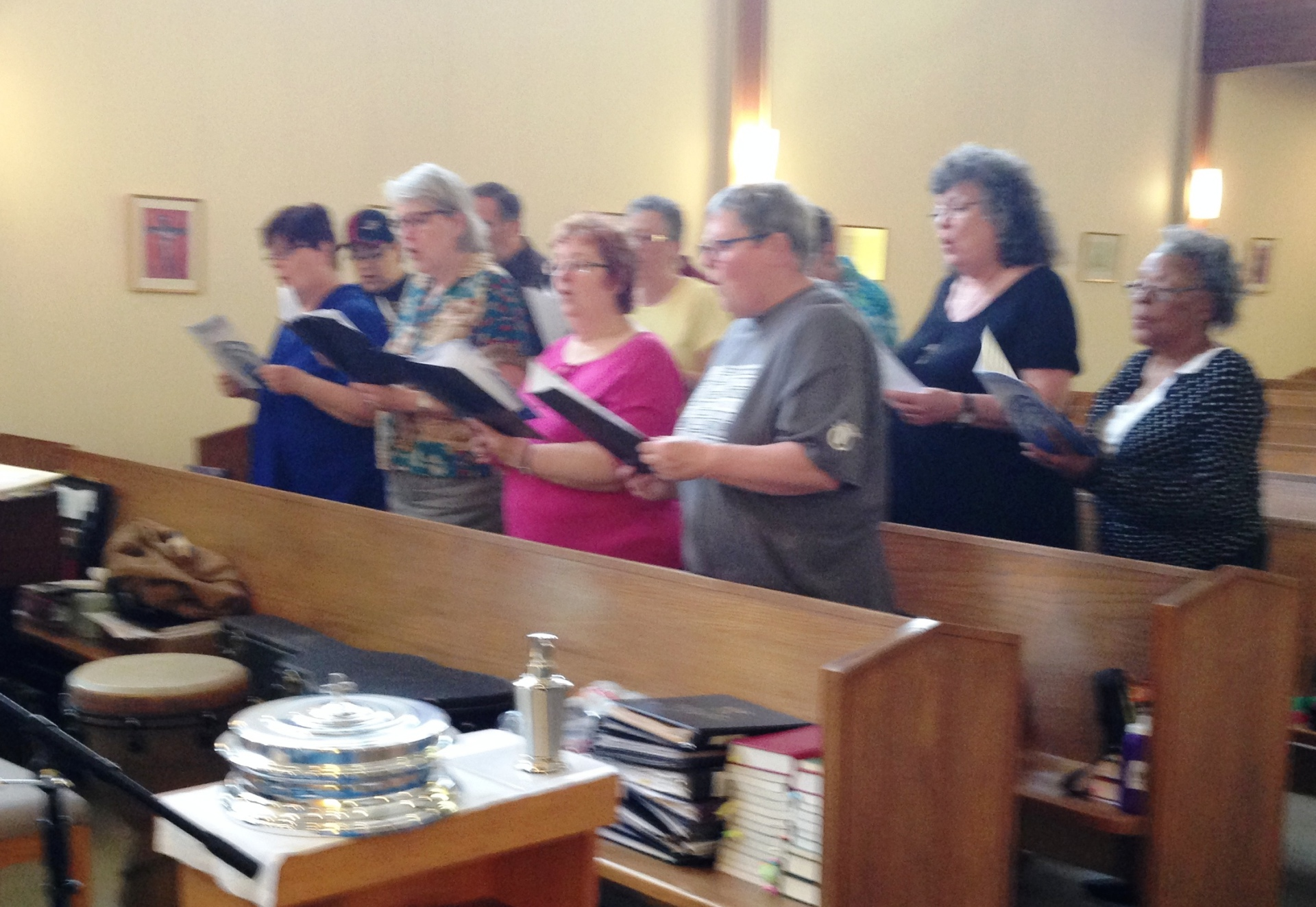 Choir-preparing-for-60th-Celebration