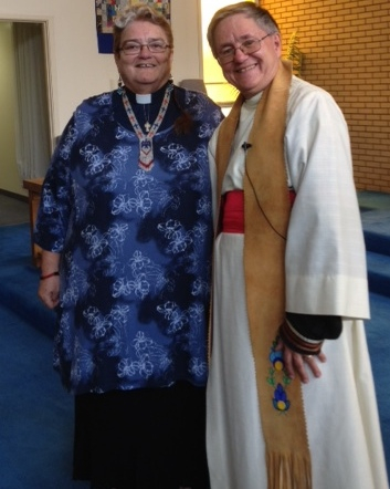 Rev. Margaret Mullin, Executive Director of Inner City Missions
