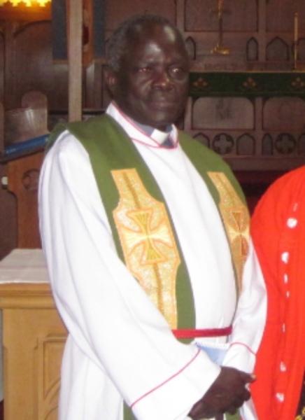 Archdeacon Jason Musoke, Central Buganda Diocese