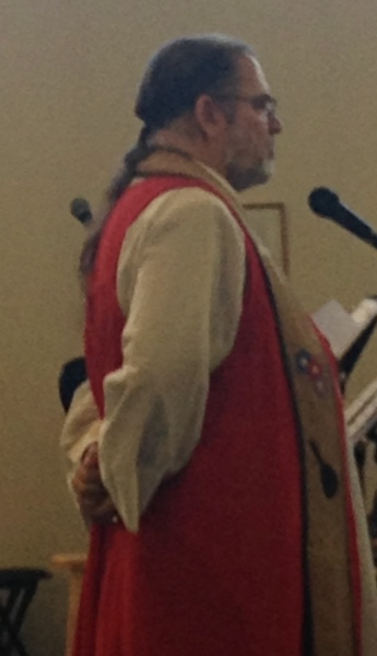 National Indigenous Bishop Mark Macdonald