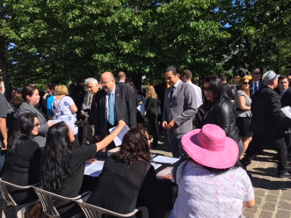 Winnipeg's Indigenous Accord Signing Ceremony