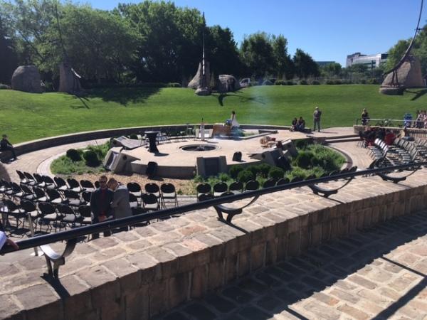 Winnipeg's Indigenous Accord Signing Ceremony