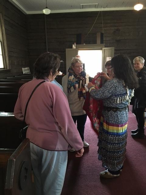 Indigenous Service of Evening Prayer - St. James Heritage Church - June 21, 2017