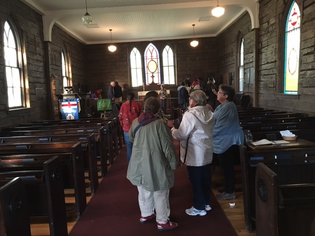 Indigenous Service of Evening Prayer - St. James Heritage Church - June 21, 2017