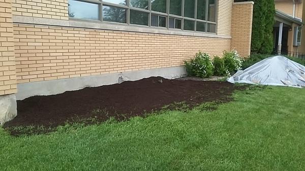 Community Garden - The Build