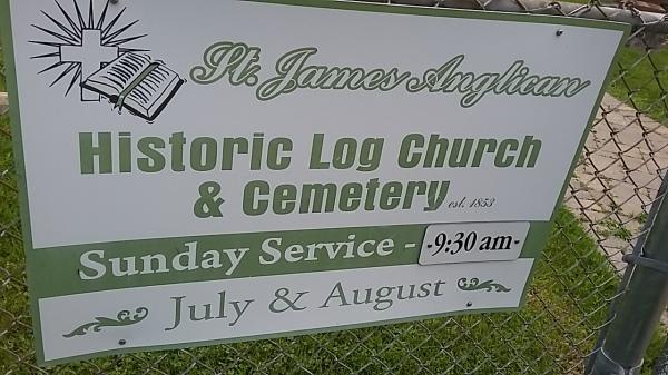 St. James Heritage Church Season Openning Service - June 25, 2017