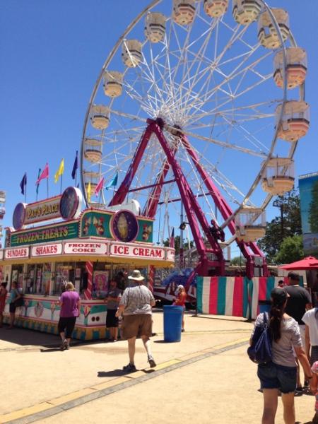 California Mid-State Fair!