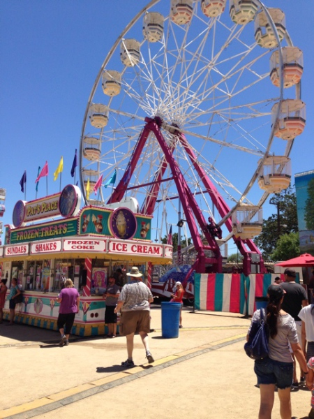 California Mid-State Fair!