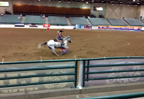 What's Extreme Barrel Racing?