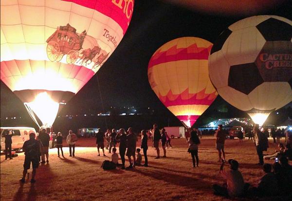 Balloon Races in Reno