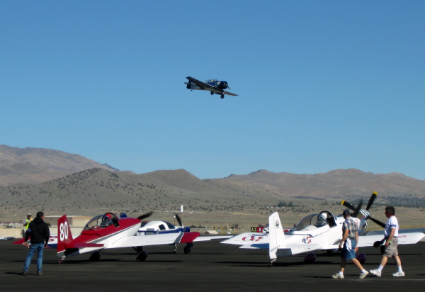 Ever been to the International Air Races by Reno?