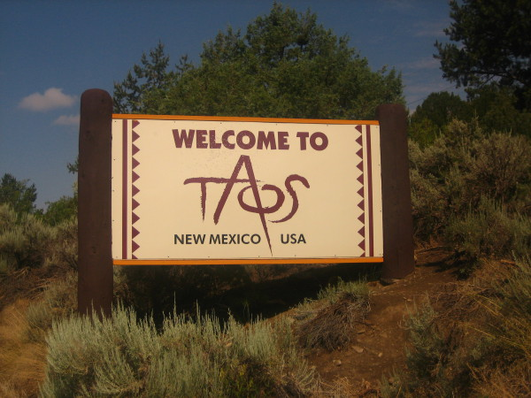 You Gotta go to Taos!